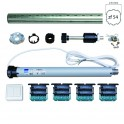 Kit volet roulant filaire universel Nice