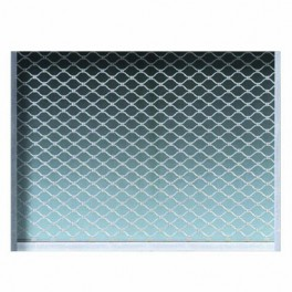 Grille enroulable
