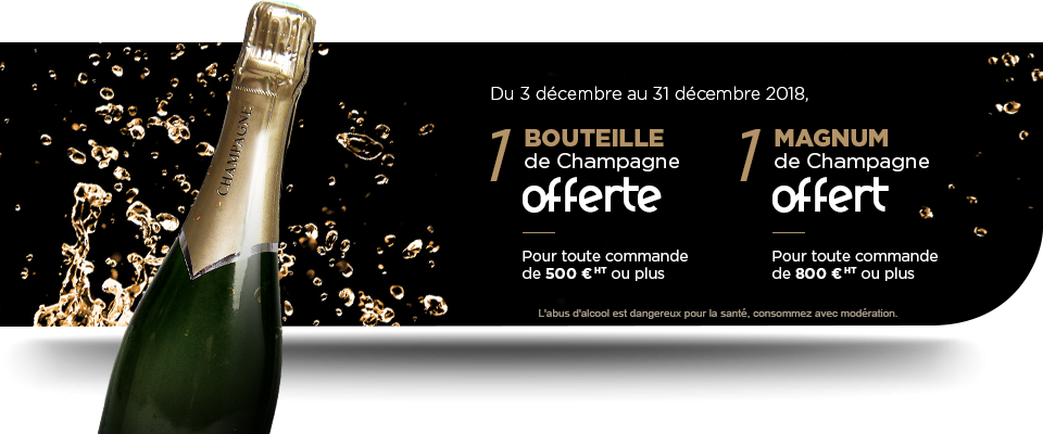 Offre Champagne